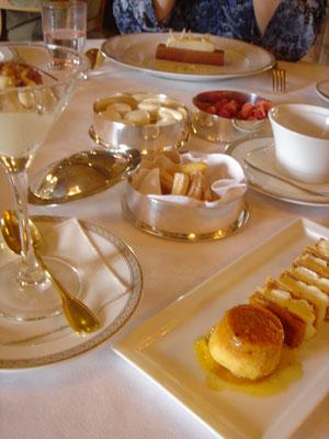 desserttable